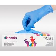 Одноразовые перчатки 4 Hands
